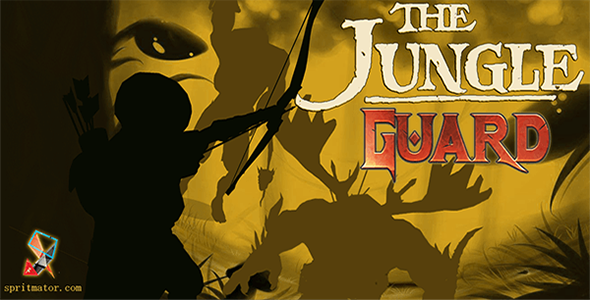 Download The Jungle Guard (HTML5 Game + Construct 2 CAPX) nulled download