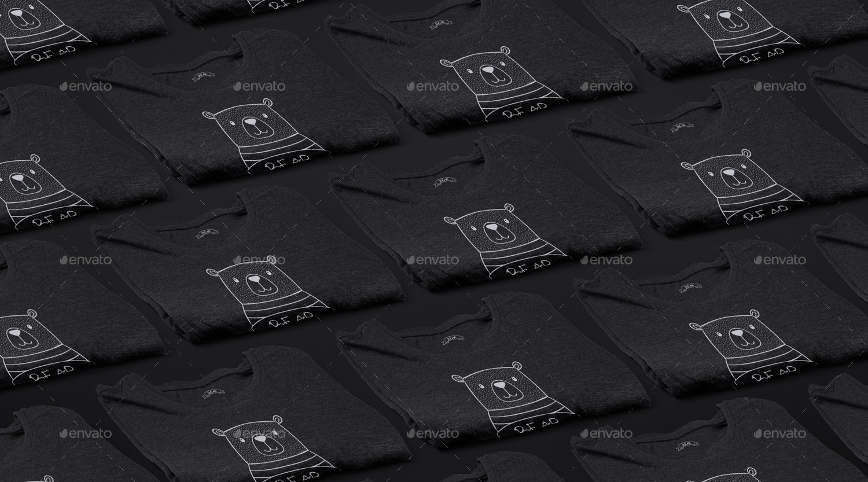 Shirt design generator - All Black T Shirt Mockup Composition Jpg