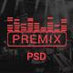 Premix - Music Event PSD Template