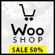 Woo Shop - Responsive Woocommerce Theme