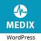 Medix - Health and Medical WordPress