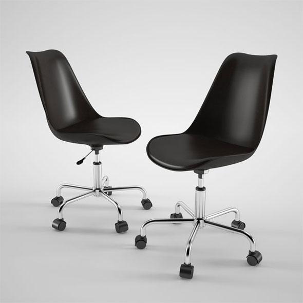 Habitat Ginnie Office Chair - 3DOcean Item for Sale