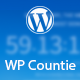 WP Countie: Responsive Countdown Landing Page