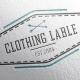 Vintage Vector Badge / Clothing Label
