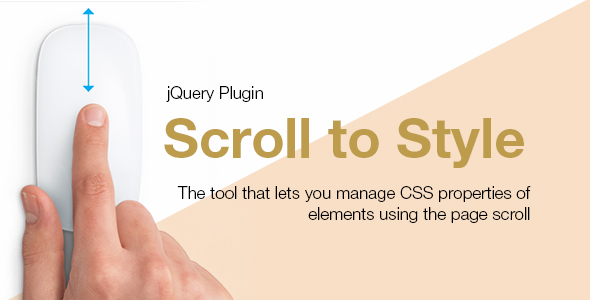 Download Scroll to Style jQuery Plugin nulled download