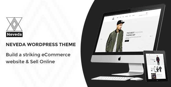 Download Neveda - Responsive Fashion eCommerce WordPress Theme nulled download