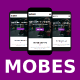 Mobes - Multipurpose Mobile Template