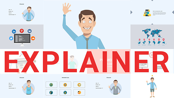 Explainer video toolkit by coolstep videohive for Explainer video script template
