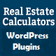 Real Estate Calculators - Wordpress Plugin