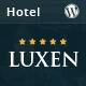 Luxen - Premium Hotel & Booking WordPress Theme