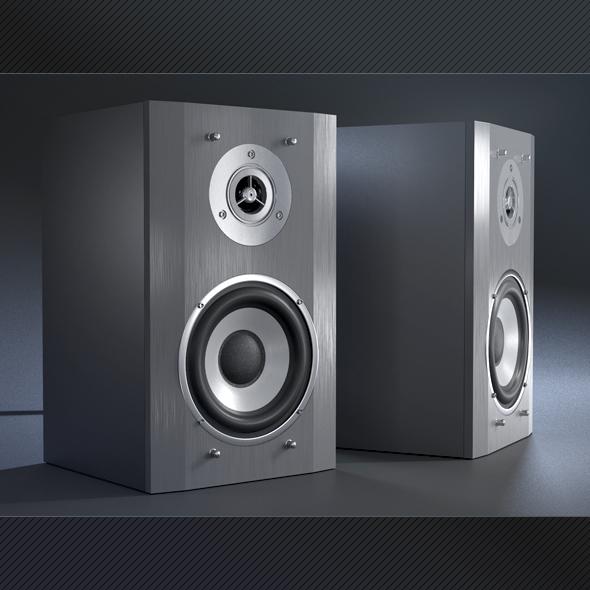 3DOcean Speakers 19250593