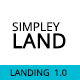 Simply land - Agency landing HTML Template