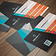 Creative Color Business Card V.6