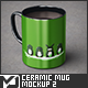 Ceramic Mug Mock-Up 2