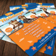 Holiday Vacation Club Flyer Template 129