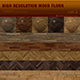 High Resolution Wood Floor Textures Vol. 2