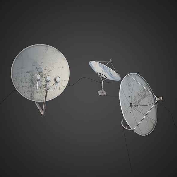 3DOcean Antenna 19252620