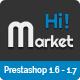 HiMarket - Multipurpose Responsive Prestashop 1.6 and 1.7 Mega Shop Theme
