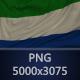 Background Flag of Sierra Leone