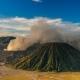 Sunrise at Mount Bromo Volcano, East Java, Indonesia