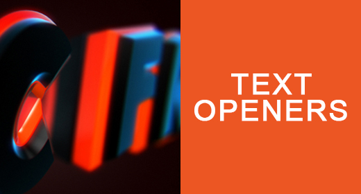 Text Openers