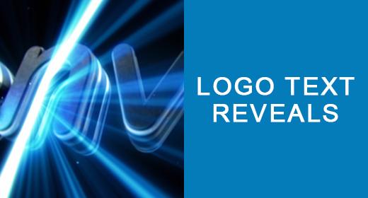 Logo Text Reveals