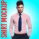Shirt Mockup Model