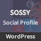 Sossy - Social Profile and Counter for WordPress