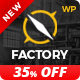 Factory Plus - Industry, Factory, Engineering and Construction Business WordPress Theme