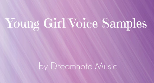 Young Girl Voice Samples
