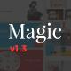 Magic - Creative Portfolio HTML Template