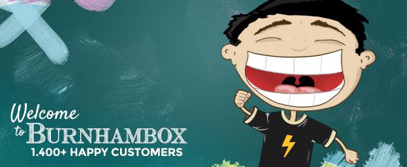 Burnhambox profile 590 10