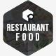 Restaurant Food Presentation Template