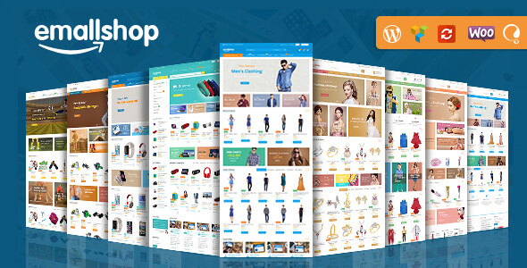 Download EmallShop - Responsive Multipurpose WooCommerce Theme nulled download