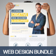 Web Design Flyer Bundle
