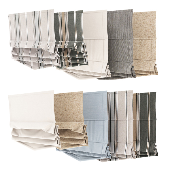 3DOcean Curtain collection 12 19259012