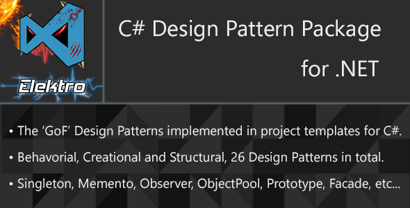 Design Patterns for C#