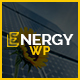 Energy - solar and alternative energy WordPress Theme.