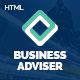Business Adviser - Multipurpose Business HTML Template with Visual Page Builder