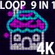 4K House VJ 9 in 1