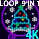 4K Snowball VJ 9 in 1