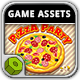 Pizza Party - Game Assets