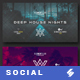 Electronic Music Party vol.11 - Facebook Post Banner Templates
