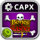 Bones Slasher - HTML5 Construct 2 Survival Game