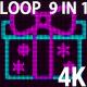 4K Box VJ 9 in 1
