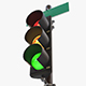 Traffic Light PBR Textures
