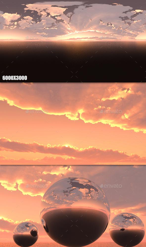Sky 51 - 3DOcean Item for Sale