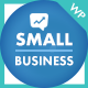Small Business CD - A modern Blog & Website WordPress Theme for Start Up ideas