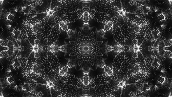 VideoHive Black Kaleida Background 19261726