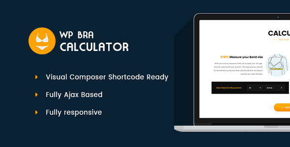 Download WP Bra Calculator nulled download
